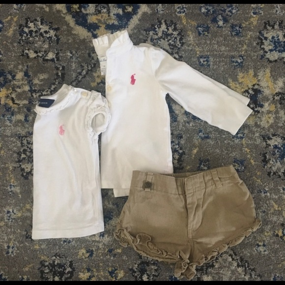 Ralph Lauren Other - Ralph Lauren 9 month set